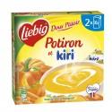 Liebig Soupe Potiron Kiri Les 2 Briques De 30 Cl
