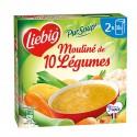 Liebig Soupe 10 Légumes Les 2 Briques De 30 Cl