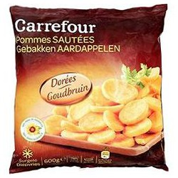 600G Pommes Sautees Crf