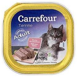 100G Terr.Saumon Carrefour