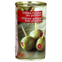 1/2 Olives Farcies Poivr.Crf