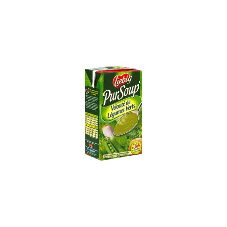 1L P.Soup.Legumes Verts Liebig
