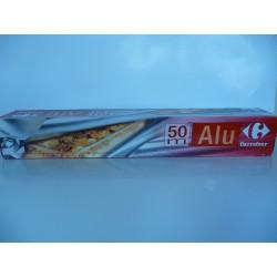 50M Aluminium Carrefour