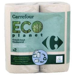 2 Rouleaux Ess.Tt Compact Crf Ecopl
