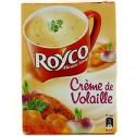Royco Soupe Crème De Vollaile 4 Sachets De 200Ml