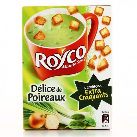 3X20Cl Ext Craq Poireau Roycod