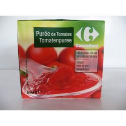 500Ml Brick Puree Tomate Crf