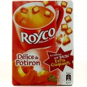 Royco Soupe Délice De Potiron Bacon Royco Sachet X3