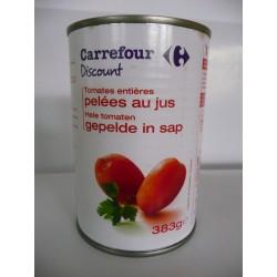 1/2 Tomate Entieres Pelees