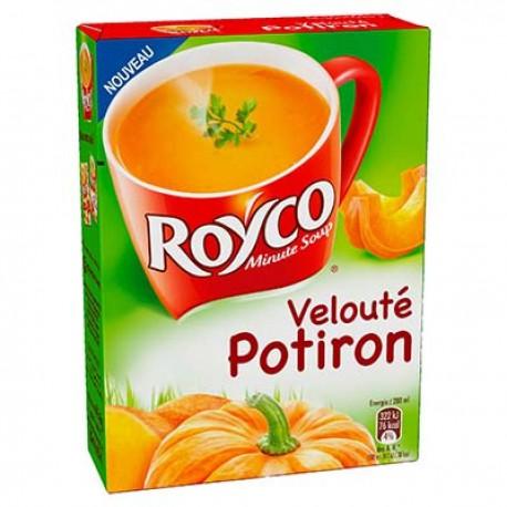 4Saint 0.6L Veloute Potiron Royco