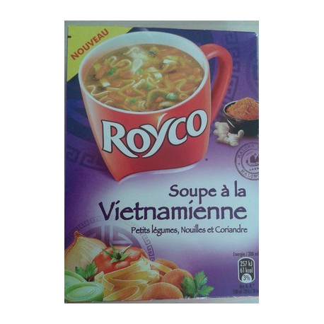 0.6L 3 Saint Spe Vietnamien Royco