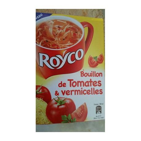 0.6L Bouillon Tom Vermic Royco