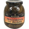 Maille Cornichons Malossol A La Russe Bocal 440G