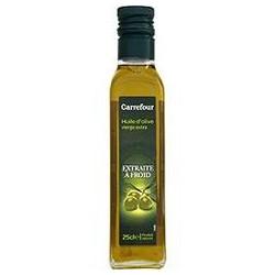 25 Cl Huile Olive Ve Crf Verre