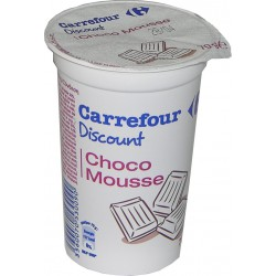 70G Mousse Choco Pp Blanc