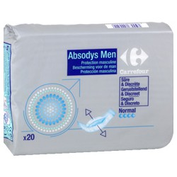 20X Absodys Men Carrefour