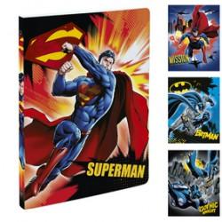 Dc Comics Cahier Classeur A4