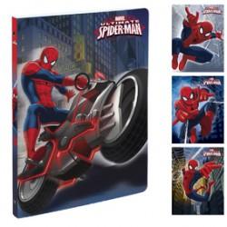 Spiderman Cahier Classeur A4