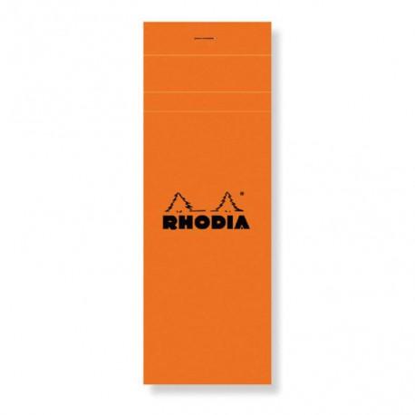 Rhodia Bloc 74X210 160P 5X5