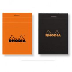 Rhodia Bloc 74X105 160P 5X5