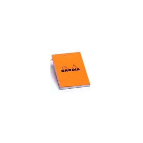 Bloc 105X148 160 Pages Petits Carreaux Rhodia