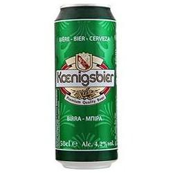 Bte 50Cl Biere Koenisbier 4,2°