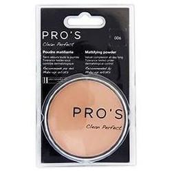 Poudre Comp.Clean Perf.N06 Les Cosmetiques