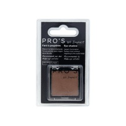 Fard A Paupieres Mono 8H Impact Bronze Les Cosmetiques