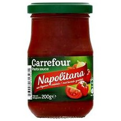 200G Sauce Napolitaine Crf