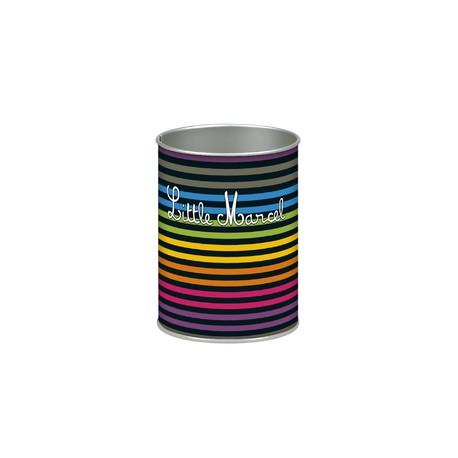 L.Marcel Pot A Crayons Metal