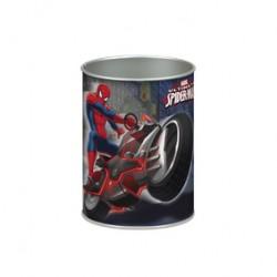 Spiderman Pot A Crayons Metal