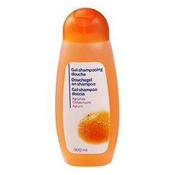 300Ml Shampoing Douche Agrumes