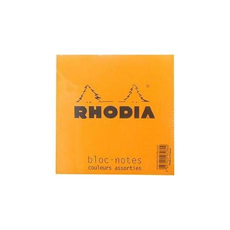 Rhodia Cube 9X9X9 Pastel