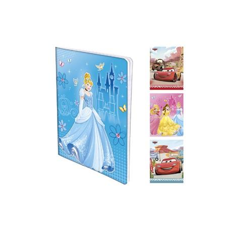 Disney Cahier 17X22 96P Seyes