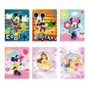 Disney Cahier 17X22 48P Seyes