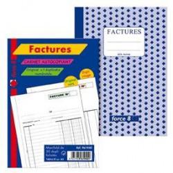F8 Manifold Duplicata Facture