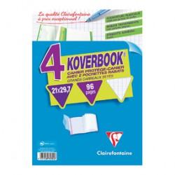 Cl 4Cah.Kovebook Rabat A4 96P