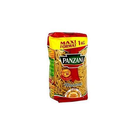 Panzani Pâtes Macaroni Panzani Cello 1Kilo