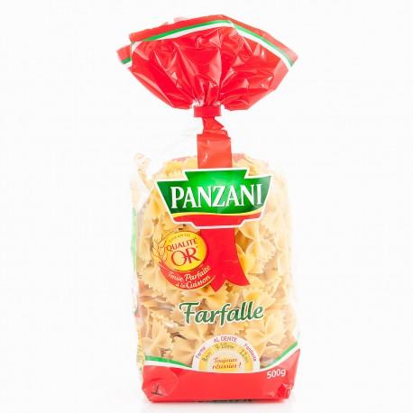 Panzani Pâtes Fantaisies Farfalle Panzani Paquet Cellophane 500G