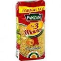 Panzani Pâtes Les 3 Minutes Coquillettes Le Paquet De 1 Kg