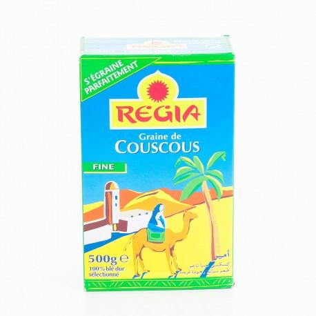 Couscous 500G. Fin Regia