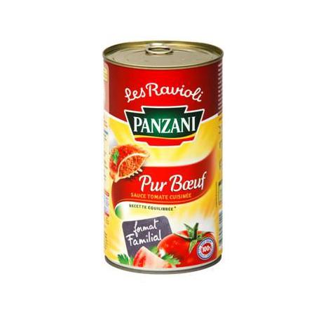 Bte 3/2 Raviolis Viande Panzani