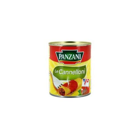 Panzani Cannelloni Pur Boeuf Cuisines A L`Huile D`Olive 4/3