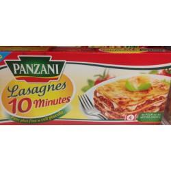 Panzani Pates Lasagnes Cuisson Rapide 250G