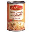Petitjean Petites Quenelles Volaille/Au Naturel La Boite De 255 G
