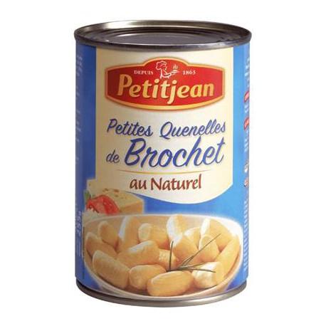 Bte 1/2 Quenelle De Brochet/Crevette Petit Jean