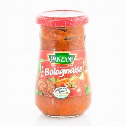 Panzani Sauce Pleine Saveur Bolognaise Panzani Pot Verre Pf 210G