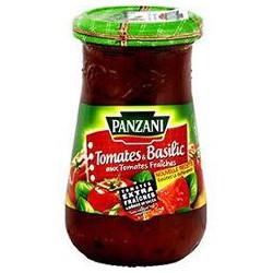 Panzani Sauce Tomate Basilic Le Pot De 210 G