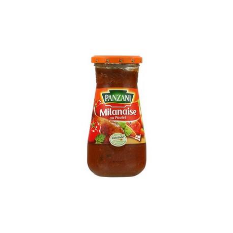 Panzani Sauce Spagheto Milanaise Pot 400G