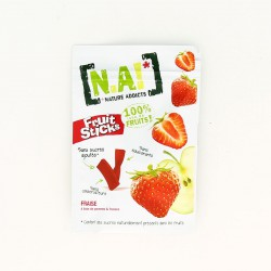 40G Fruit Sticks Fraise Na
